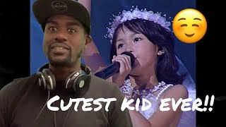 Cutest kid ever | Suzuka Nakamoto - (8 years old 2006) First REACTION to Little Babymetal