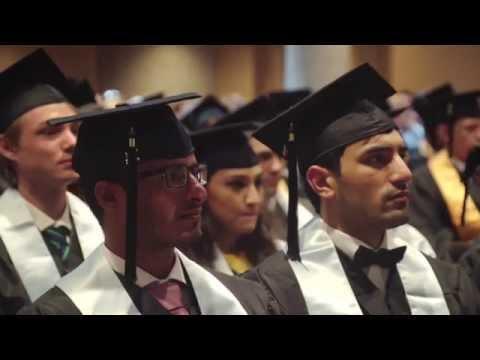Graduation Ceremony 2014 - International Business School Barcelona, Spain - EU Business School
