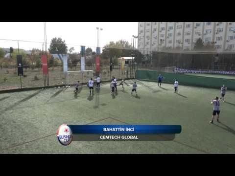4. Haftanın Golleri Ankara Business Cup 2016