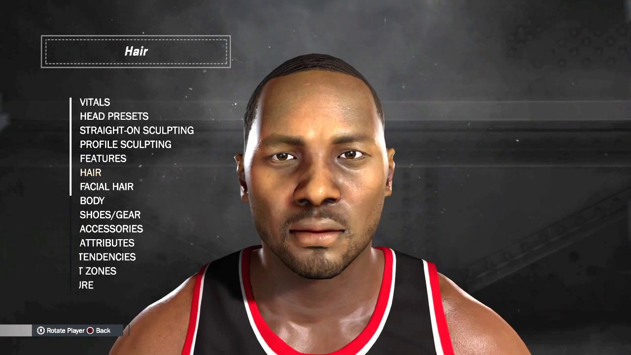 NBA 2K17 Elton Brand Tutorial [with Tedencies and Hot Zones]