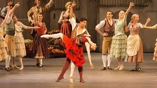 Don Quixote: An introduction to Act Three (The Royal Ballet)