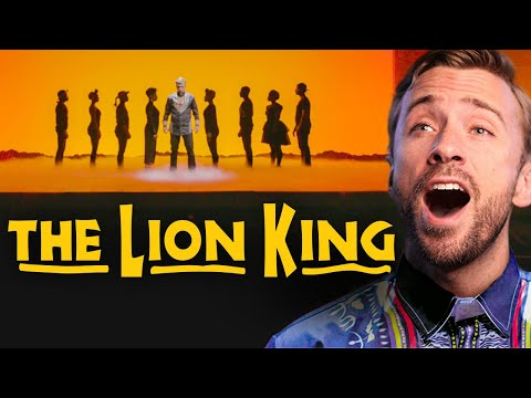 The Best Disney Song You Didn't Know Existed - feat. The Lion King Cast - A Cappella Style