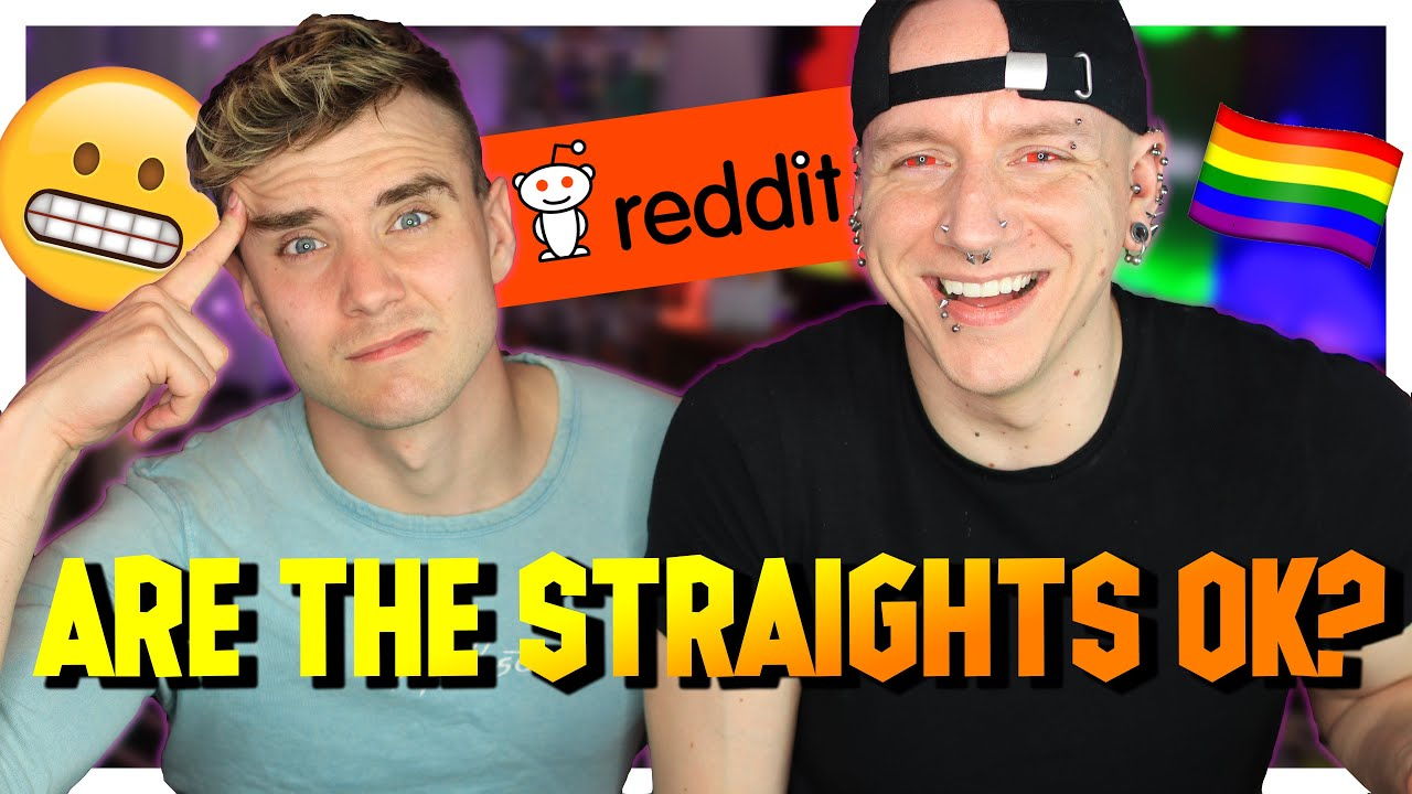 Download Are The Straights Ok?   Reacting To Reddit   Roly & Calum Reacts
