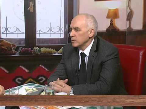 UZ JUTARNJU KAFU 25.03.2016.  Prof dr Predrag Nemec by Nenad Pavlović