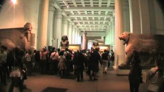 """British Museum"". One of the best collections anywhere in the World.  London, England"