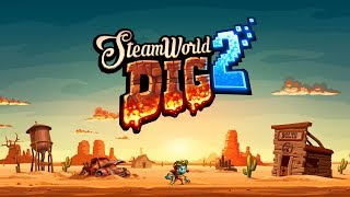 Gramy w SteamWorld Dig 2 : #11 Szalony świat terminatora :P