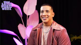 Daddy Yankee Talks About What's On His Career Bucket List   Billboard Latin Music Week