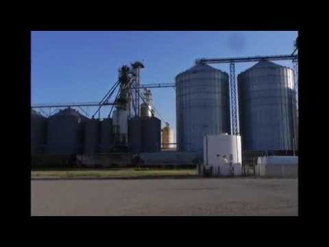Tracy Minnesota Grain Elevator Feed Mill Explosion 2012