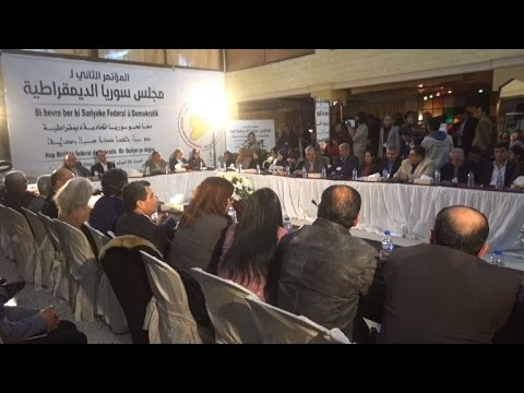 محادثات جنيف على طاولة بحث مجلس سوريا الديمقراطية
