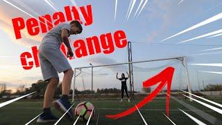 Penalty Challenge ! /w Zakon Sestra