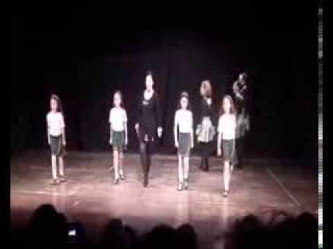 Rincigi Linne & Core International School Irish Dancing, Formello (Rome) 21 aprile 2013
