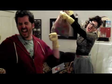 CLEANERS Season 1 Ep 4 THE AFTERPARTY with Charley Koontz & Amanda Bauer