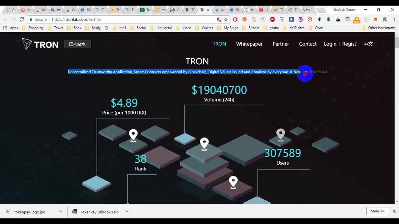 How to buy tron trx crypto from hitbtc youtube how to buy tron trx crypto from hitbtc ccuart Images