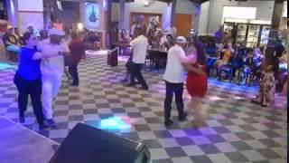 Treinta y Tres Rueda Team at Noche de Talento