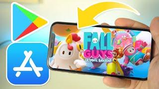 El FALL GUYS para MOVIL, Android y iOS!!! ✅