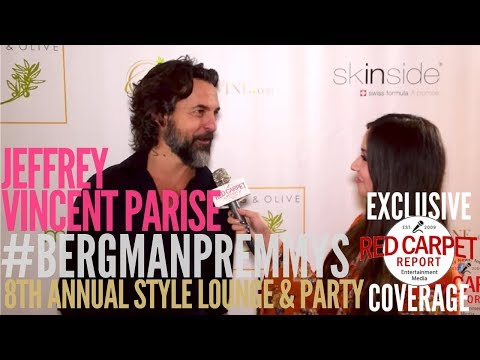 Jeffrey Vincent Parise #TheDetour at Doris Bergman's 8th Style Lounge & Party Celebrating Emmys