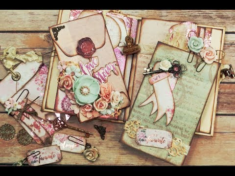 DIY Paper Clip Embellishments ~Flower Charms~ New Ideas #6 by jenofeve designs