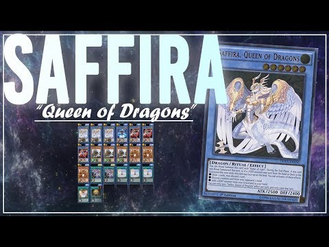 [Yu-Gi-Oh! Duel Links] Saffira, Queen of Dragons | PUMP FAKE Lesson