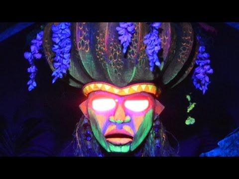 Trader Sam's Grog Grotto FULL Experience w/Drinks, Food, Merch & Effects, Disney's Polynesian Resort