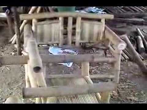 Furniture Design Philippines bamboo furniture design philippines sam carter canada - youtube