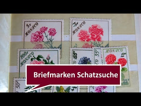 Briefmarken wertvoll oder nicht: Schatzsuche in Album Briefmarken Südeuropa mit tollen Funden from YouTube · Duration:  31 minutes 10 seconds