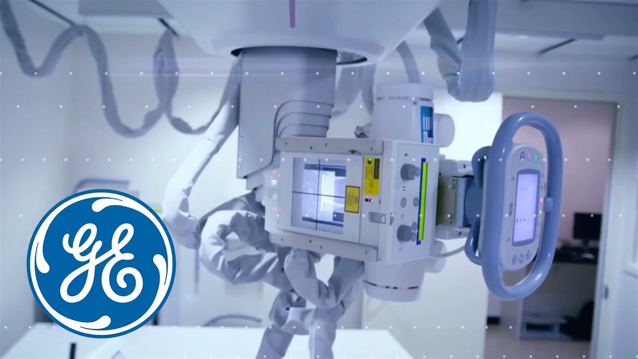 GE Healthcare X-ray: GE X-ray Anthem