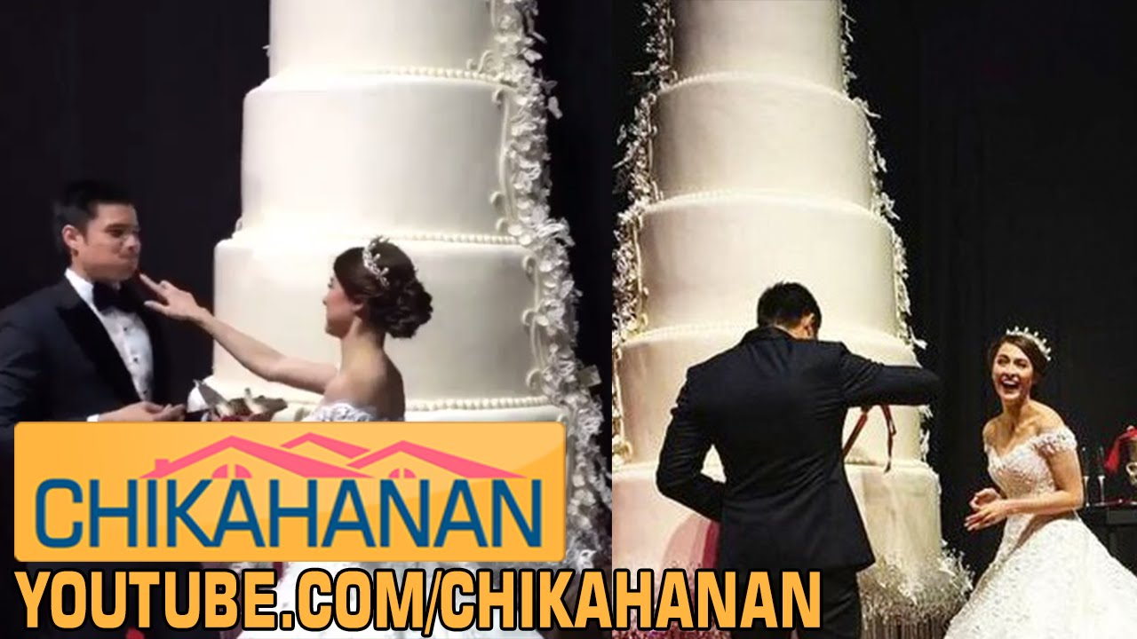 marian rivera and dingdong dantes wedding cake marian rivera and dingdong dantes wedding cake made 17126
