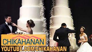 Marian Rivera And Dingdong Dantes Wedding Cake Made Headlines Worldwide
