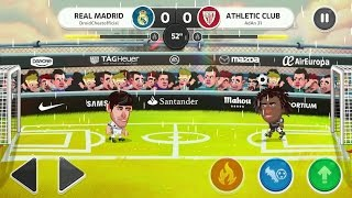 Head Soccer La Liga 2017 Android Gameplay #11