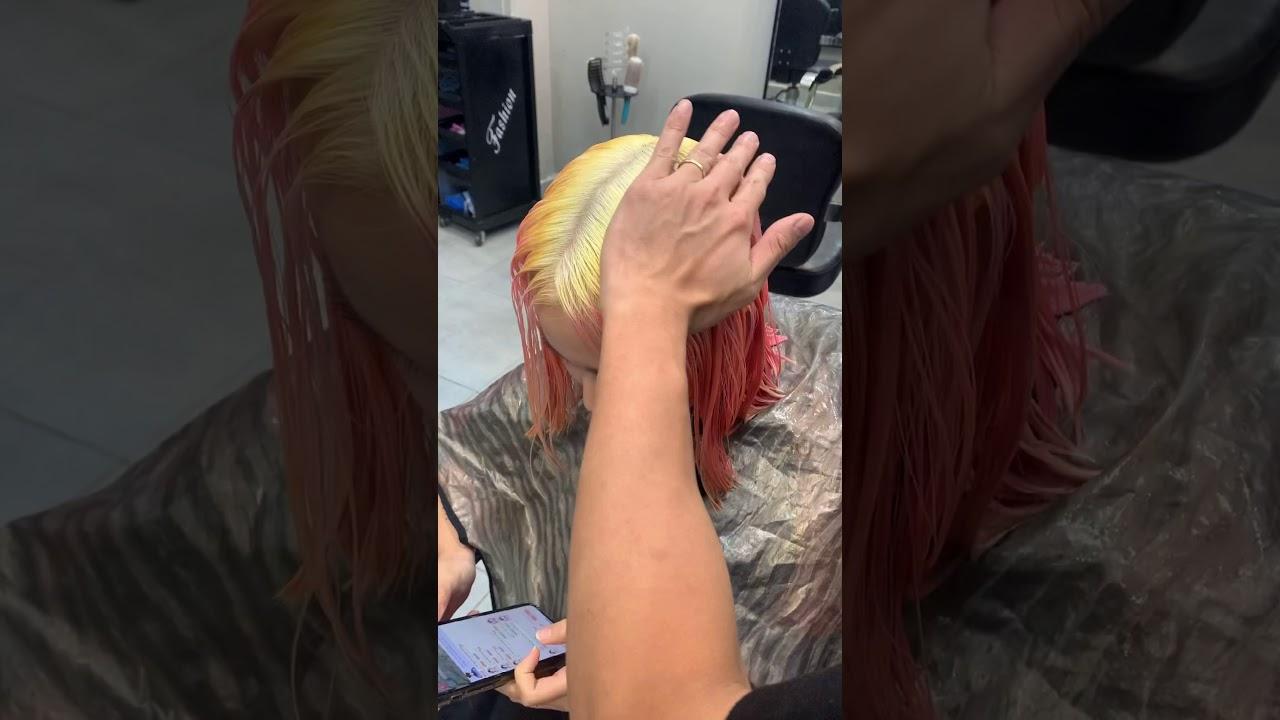 Nhuộm màu khói tím siêu đẹp cho nữ #tócđẹp #nhuộm #xinh   Tổng quát những thông tin về tư vấn tóc đẹp cho nữ mới cập nhật