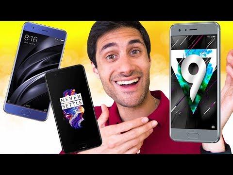 TOP 3 MELHORES SMARTPHONES ABAIXO de 400€ !!!