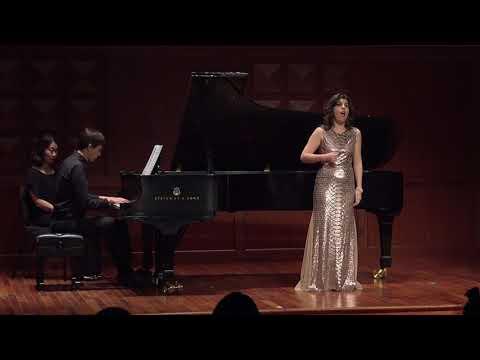 I Send my Heart up to Thee - Three Browning Songs, Op  44 - Amy M C  Beach - Liya Khaimova Soprano