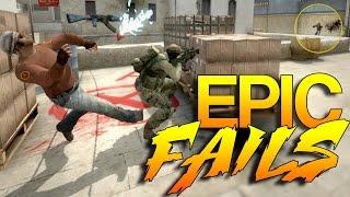 CS:GO - EPIC Fails! #11