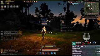 Let's Play Black Desert Online With Friends Part 22