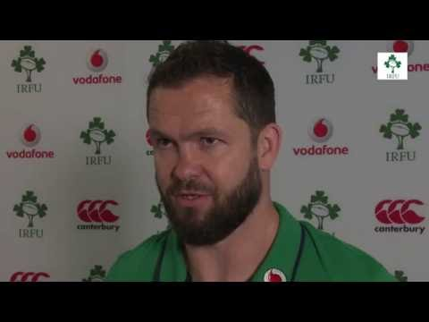 Irish Rugby TV: Andy Farrell On Ireland's Summer Tour