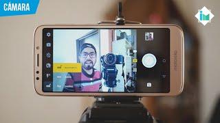 Motorola Moto E5 Play | Review de cámara en español