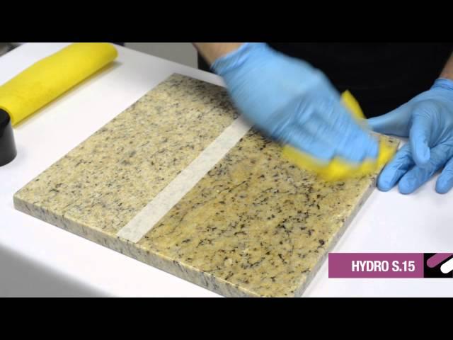INNOVARE - HYDRO S15 - Polimento de rochas ornamentais