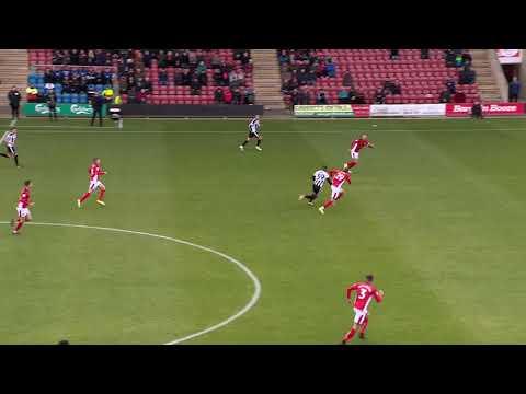 Crewe Alexandra 2-0 Grimsby Town: Sky Bet League Two Highlights 2018/19 Season