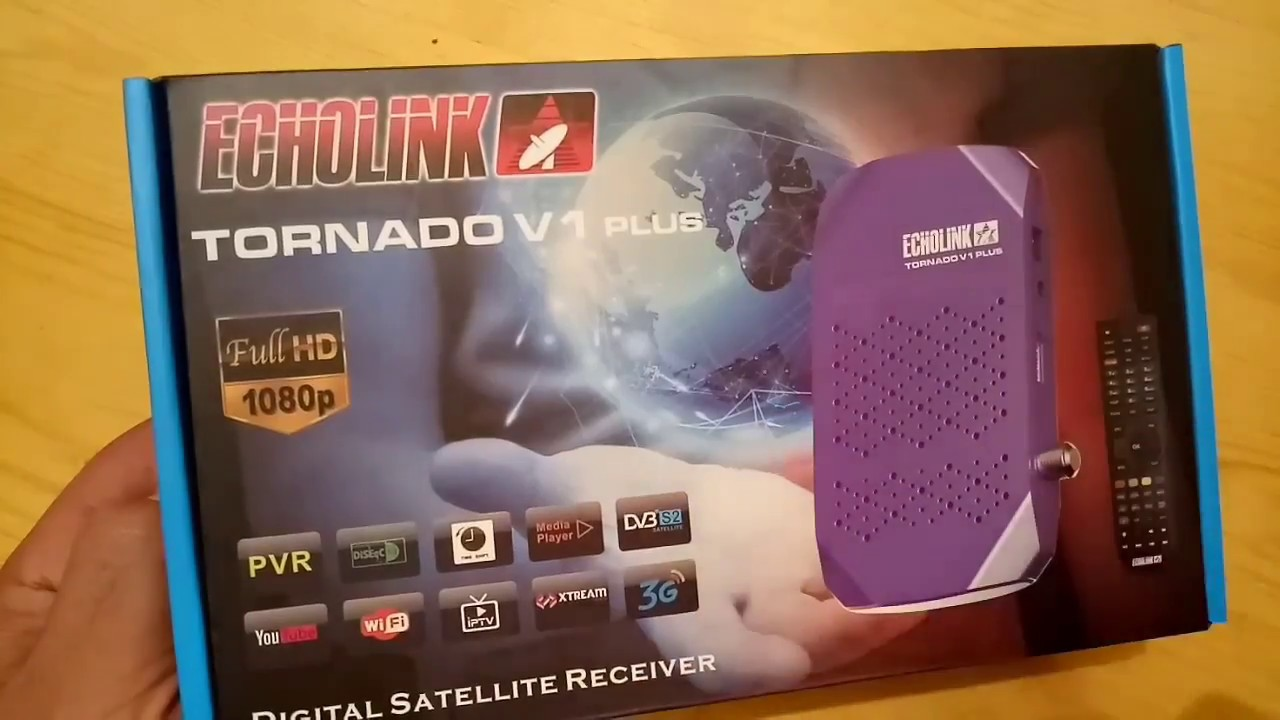 flash echolink tornado v1 plus