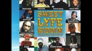 Dj Zionni Sweet Lyfe Riddim mix 11 March 2017