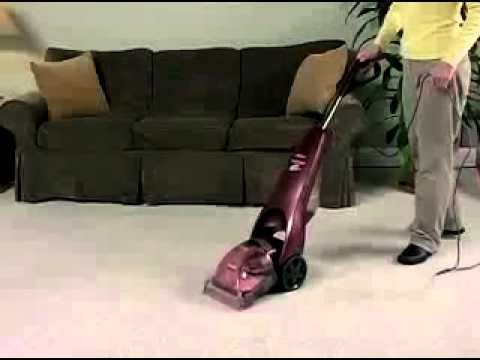 Bissell Quicksteamer 2080 Carpet Cleaner Youtube