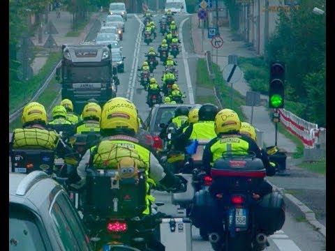Viaggio in moto Tallinn, Riga, Vilnius, Danzica