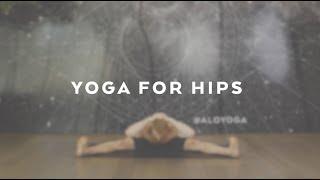 Yoga For Hips with Carson Calhoun
