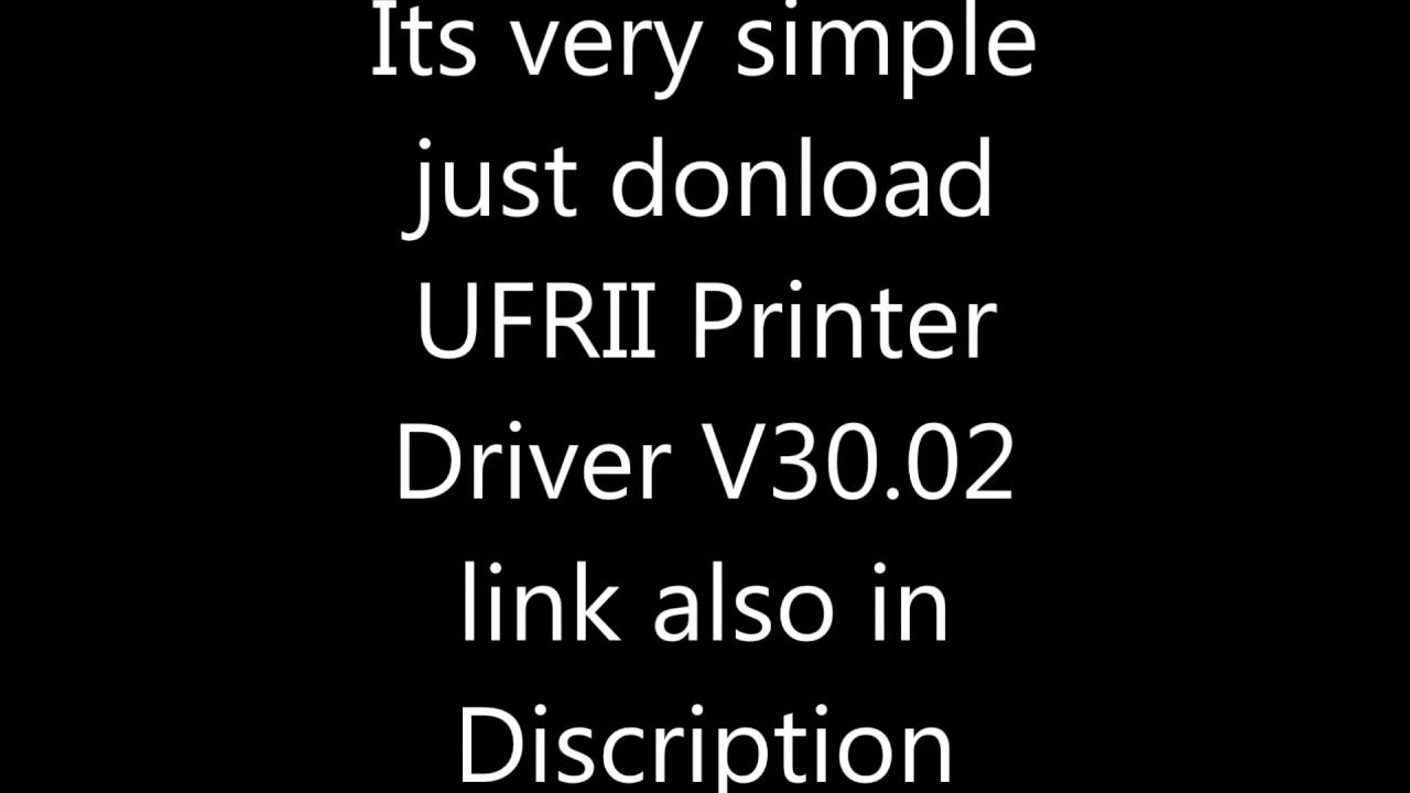 Canon imageRUNNER 2525 Network Printer Problem solved