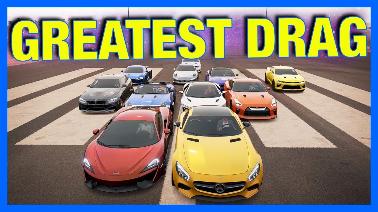 forza horizon 3 online worlds greatest drag race
