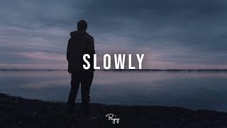 """Slowly"" - Sad Emotional Rap Beat   New R&B Hip Hop Instrumental Music 2020   Luxray #Instrumentals"