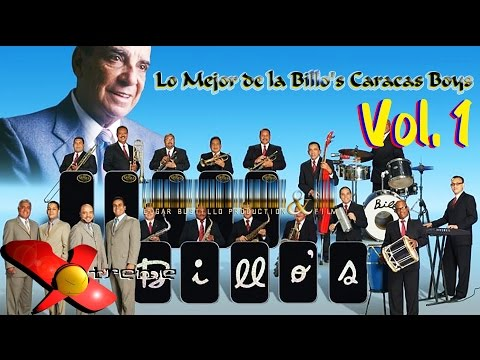 Lo Mejor de la Billo's Caracas Boys Vol. 1 - Billo's Caracas Boys HD