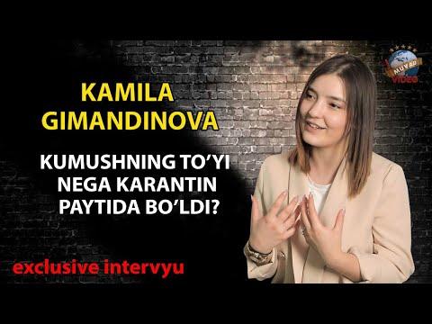 Kamila Gimandinova - Onasining Tashlab Ketgani, O'zbek Oilaga Kelin Bo'lgani Va Farzand Haqida