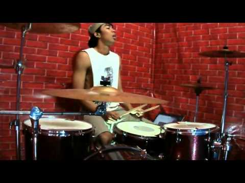 ADP - Blink 182 - Dogs Eating Dogs (drum cover)