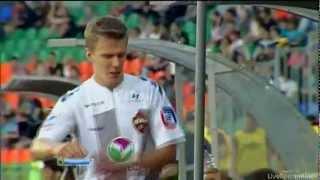 Рубин - ЦСКА 3:1 (Rubin Kazan 3:1 CSKA Moscow) Обзор матча 44 тур